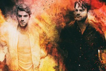 The Chainsmokers Are Turning Hit Song Paris Into a Movie