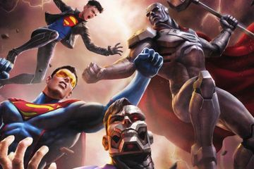Death of Superman & Reign of the Supermen Double Feature Hits Theaters This January