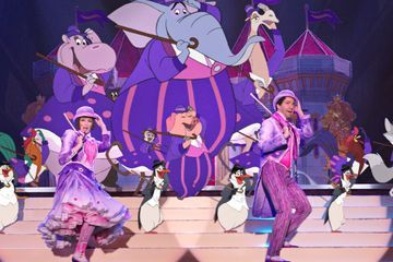 Mary Poppins Returns Preview Celebrates the Music & Magic of Cherry Tree Lane