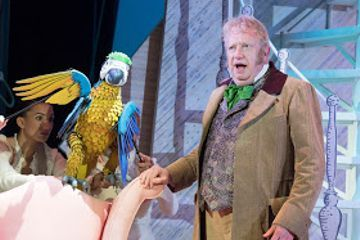 FIRST LOOK: The UK tour of Doctor Dolittle