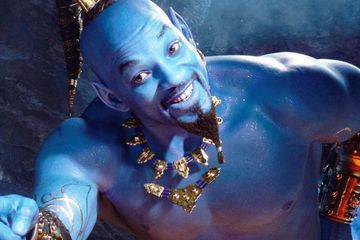 Aladdin Trailer #2 Arrives Revealing Will Smith as Genie