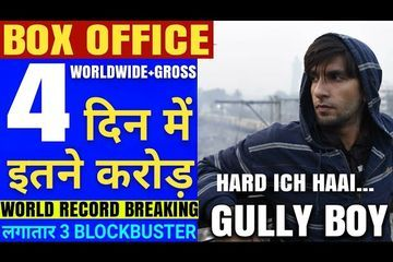 Gully Boy Box Office Collection Day 4 | Gully Boy 4th Day Box Office Collection | Ranveer Singh,Alia