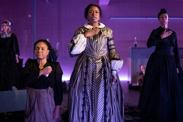 Critic's Pick: Review: 'Marys Seacole' Puts Biodrama Through a Kaleidoscope