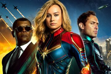 Watch Captain Marvel Premiere Red Carpet Live Stream