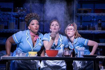REVIEW: Waitress at the Adelphi Theatre