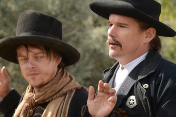 The Kid Review: Director Vincent D'Onofrio Shoots Blanks in Western Debut