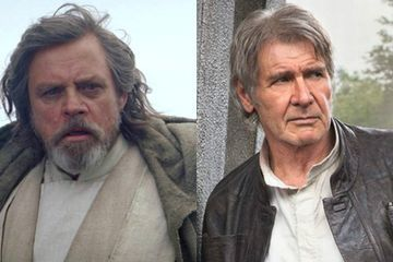 Mark Hamill Teases Luke Skywalker, Han Solo Star Wars Reunion That Could Have Been