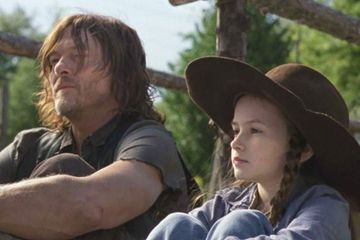 The Walking Dead Episode 9.14 Sneak Peek Features Daryl and Judith