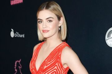 Lucy Hale To Lead The CW's Katy Keene In Titular Role