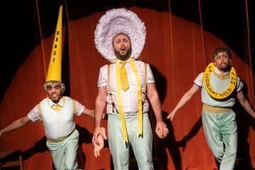 Critic's Pick: Review: In 'Skinnamarink,' Follow Instructions. Or Else.