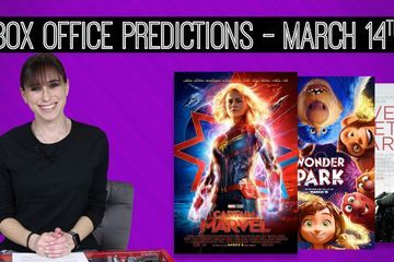 Captain Marvel Box Office Predictions Weekend 2