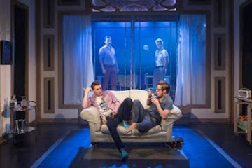 REVIEW: Romance Romance at Above the Stag