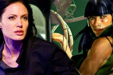 Angelina Jolie to Make Marvel Superhero Debut in The Eternals?