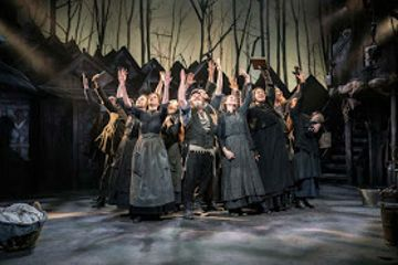 REVIEW: Fiddler on the Roof at the Playhouse Theatre