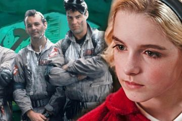 Ghostbusters 3 Goes After Captain Marvel Star McKenna Grace