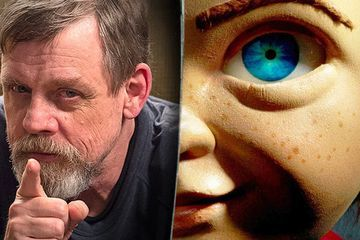 Mark Hamill Is the Voice of Chucky in the Child's Play Remake