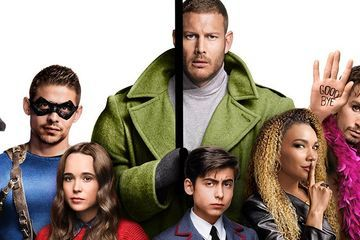Netflix's The Umbrella Academy Renewed for a Second Season