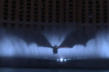 Game of Thrones Conquers Bellagio Fountain Show in Epic Fashion