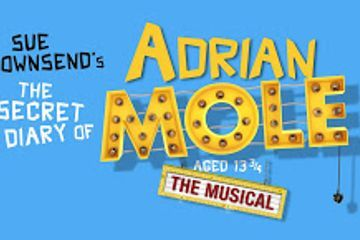 The Secret Diary of Adrian Mole aged 13¾ - The Musical to open in the West End
