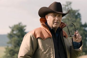 Kevin Costner Fights for What's His in the Yellowstone Season 2 Trailer