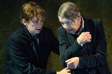 Review: Glenda Jackson Rules a Muddled World in 'King Lear'