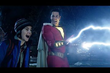 China Sentences SHAZAM! To Box Office Death