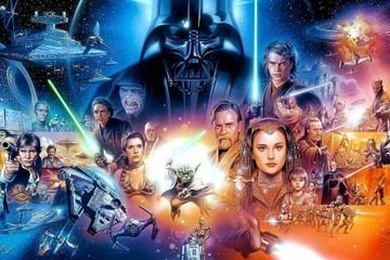 Every Star Wars Movie Comes to Disney+ in First Year of Launch