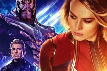 Captain Marvel Gets 2nd Place Boost at the Box Office Thanks to Avengers: Endgame