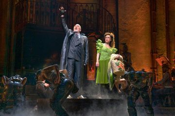Tony Award Nominations 2019: 'Hadestown' Leads the Pack