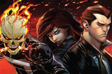 Hulu Announces Ghost Rider, Helstrom Marvel Series