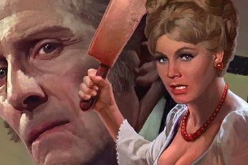 Frankenstein Created Woman Blu-ray Coming Soon with New Hammer Films Interviews