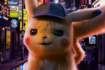 Detective Pikachu Review: Pokeman Fans Rejoice, Everyone Else Not So Much