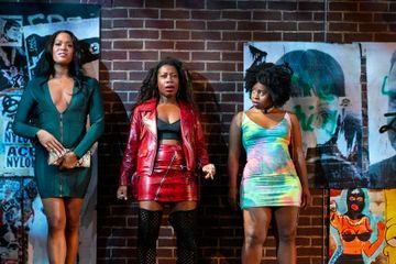 Critic's Pick: Review: In 'BLKS,' Meet the Real Roommates of Bed-Stuy