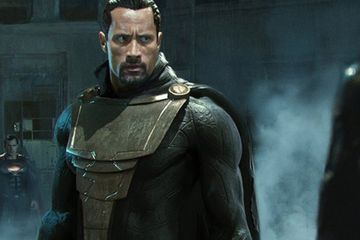 The Rock's Black Adam Movie Will Finally Shoot Late Next Year