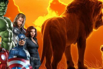 Lion King Remake Beats Avengers to Become 7th Biggest Movie of All Time