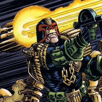There's a Judge Dredd Game in the Works