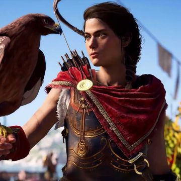 That's Cool: Assassin's Creed Odyssey Cover Art Is Reversible To Choose Your Hero