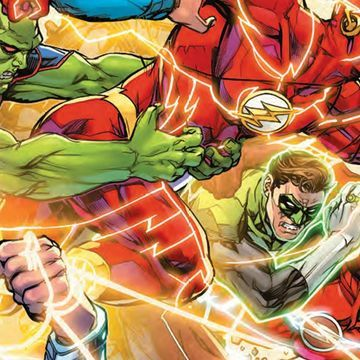 DC's Flash War is Putting The Entire World in Danger