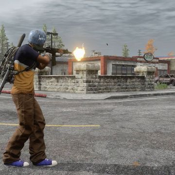 H1Z1 Gets A Big Update And Brings Back The Remastered Outbreak Map