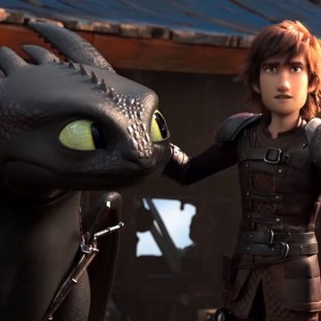 Hiccup Is One Year Older in How To Train Your Dragon: The Hidden World