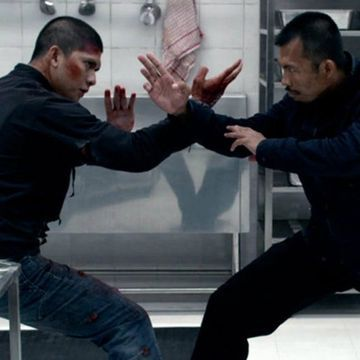 Netflix Orders Martial Arts Drama Wu Assassins Led by Star Wars' Iko Uwais