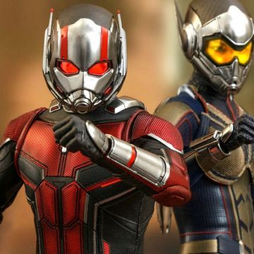 Hot Toys Reveals Ant-Man and The Wasp Collectible Figures