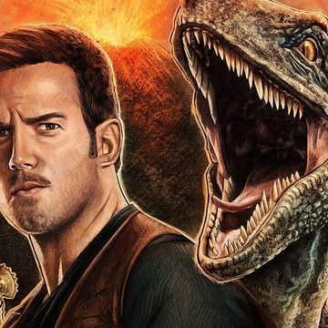 Jurassic World 2 Roars to $1B at the Worldwide Box Office
