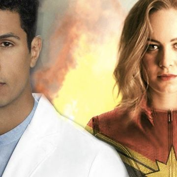 Captain Marvel Gets Game of Thrones Actor in Mystery Role