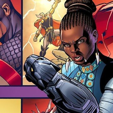 Shuri Is Getting Her Own Black Panther Spin-Off Comic