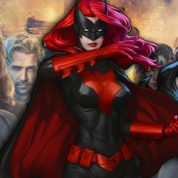 Arrowverse's Batwoman Crossover Will Not Include DC's Legends of Tomorrow