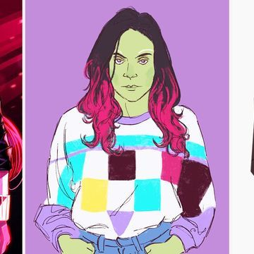 25 Iconic Marvel Characters Redesigned As Hipsters