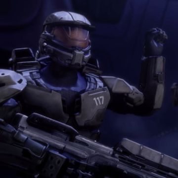 Master Chief is the Lead Character in Showtime's Halo Series
