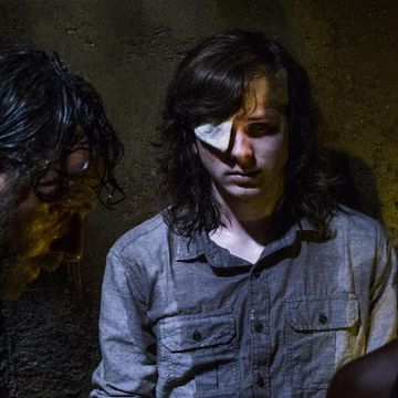 The Walking Dead: Chandler Riggs Thinks Carl Got A Nice Sendoff