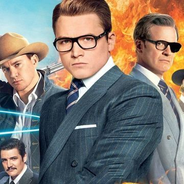 Kingsman 3 Gets a Late 2019 Release Date